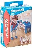 PLAYMOBIL- Jugador de Bolos Juguete, Multicolor (geobra Brandstätter 9440)