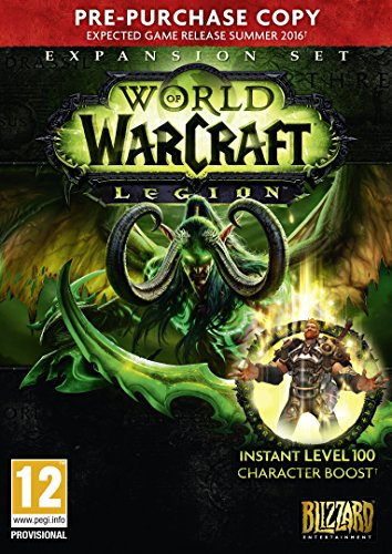 World Of Warcraft: Legion Importación Inglesa]