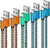 ❉ Perfekte Kompatibilität: Mit diesem C-Kabel ist das Schnellaufladen möglich. Folgende Geräte sind kompatibel mit dem Kabel: Samsung Galaxy S9 / S9 Plus, Note 8, S8, S8 Plus, Huawei P10 / P10 Plus, P9 / P9 Plus, Mate 9 / Mate 9 Pro und Nova/ Nova P...