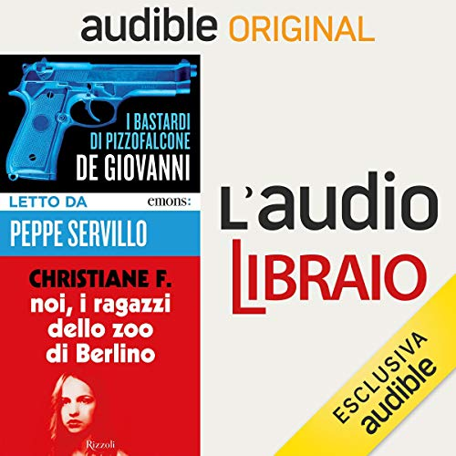 Napoli e Berlino, i luoghi-simbolo audiobook cover art
