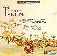 タルティーニ:フルート協奏曲/チェロ協奏曲(フォレーナ/ボスナ)