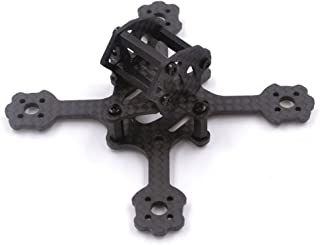Thriverline 80mm FPV Drone Frame Micro Carbon Fiber Frame Support 1104 1106 Brushless Motors Micro FPV Racing Drone