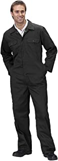 Army And Workwear Mens Safety Boilersuit Work Coveralls Stud Overalls Tuff Workwear Unisex