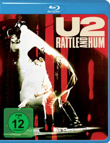 BLU-RAY U2 RATTLE&HUM
