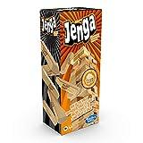 Hasbro A2120EU4 - Jenga Classic, Kinderspiel das die Reaktionsgeschwindigkeit fördert, ab 6 Jahren