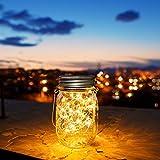 30 LED Lanterne da Esterno,Lanterna Solare,Luci Solari Giardino,Lanterna da Campeggio,Lampade Decorazioni Cerimonia (4 pezzi)