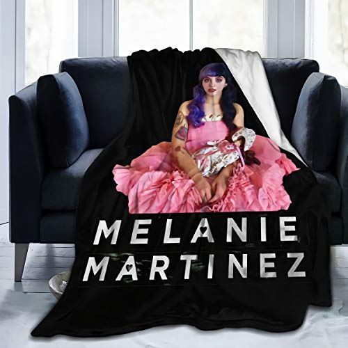 Melanie Martinez Soft Cozy Warm Throw Lightweight Blanket Microfleece50 x40