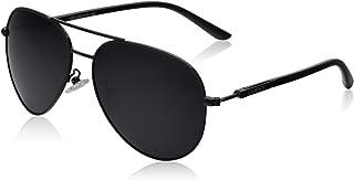 Men Sunglasses Polarized UV 400 Protection Fashion Style by LUENX 60MM