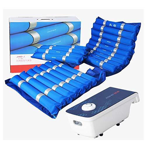 CYYYY Anti-Dekubitus-Luftmatratze, Premium-Wechseldruckluftmatratze for medizinisches Bett mit Quiet Pump