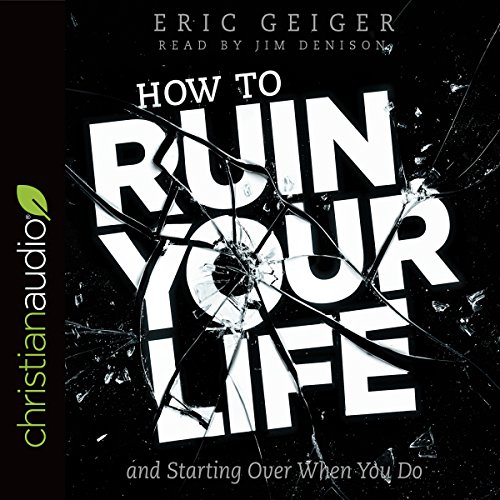 How to Ruin Your Life audiobook cover art