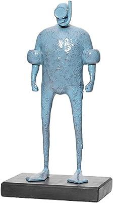 LIAOLEI10Escultura Moderno Estilo Golf Escultura Estátua Estatua ...