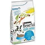 Purina Beneful Hundetrockenfutter Gesunde Anfänge (mit Huhn, Vollkorngetreide, Gartengemüse und Vitaminen) 6er Pack (6 x 1,5kg) Beutel