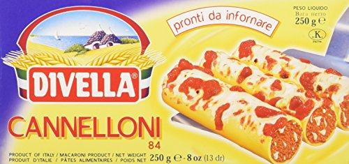 Divella Cannelloni - 250 gr