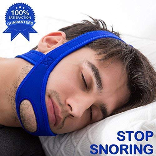 Festyle Snoring Chin Strap Effective