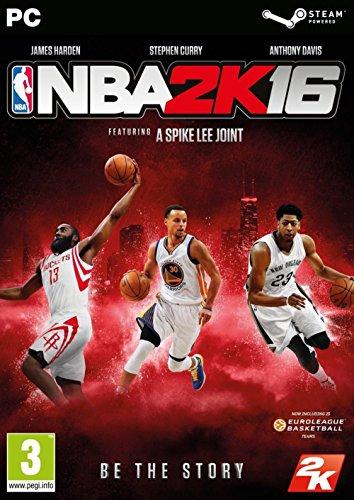 NBA 2K16 (Code in der Box) - [PC]