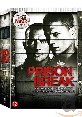 Prison Break-Coffret Integrale [DVD]
