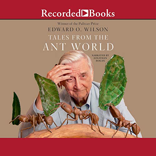 Tales from the Ant World Audiobook By Edward O. Wilson cover art
