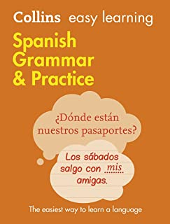 Easy Learning Spanish Grammar and Practice: Trusted Support for Learning