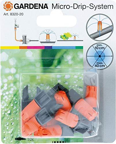Preisvergleich Produktbild Gardena Kleinflaechenduese 8320