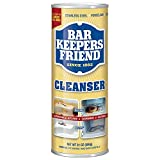 Bar Keepers Friend Powdered Cleanser 21-Ounces (1-Pack)