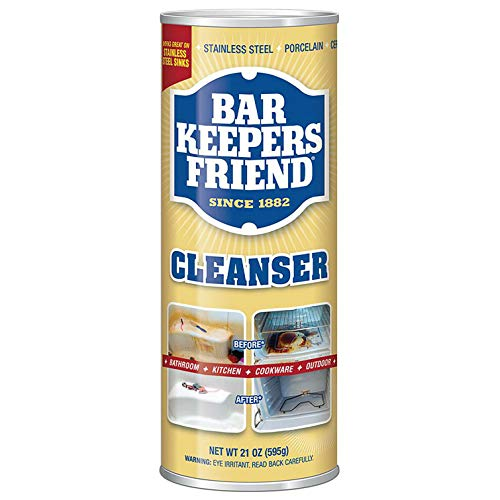 Bar Keepers Friend Household Supplies - Best Reviews Tips