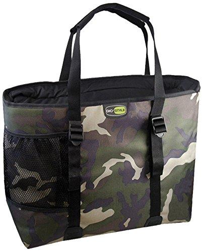 giostyle 23 Boxy Explora Borsa Termica, Multicolore (Camouflage)