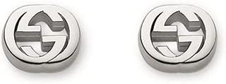 Gucci Women's Trademark Earrings Silver
