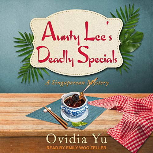 Aunty Lee's Deadly Specials cover art