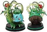 Figuras de acción de Pokemon Charizard Ash Ketchum Figuras Regalo de cumpleaños de Pokemon Bulbasaur...