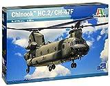 Italeri 2779 Chinook HC.2/CH-47F Model Kit elicottero plastica Scala 1:48