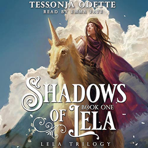 Shadows of Lela audiobook cover art