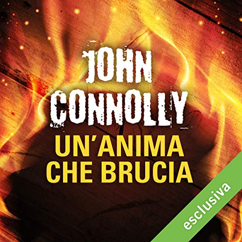 Un'anima che brucia audiobook cover art