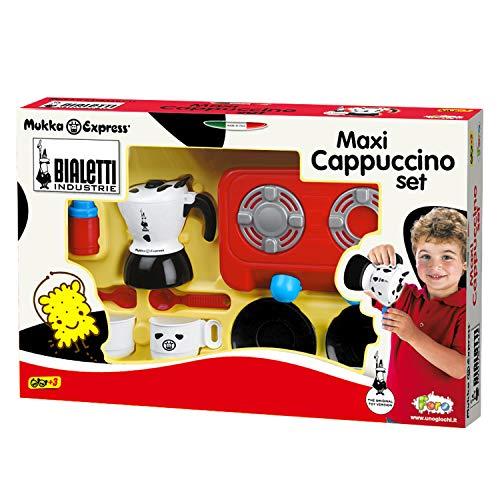 La Nuova Faro LN2747, Bialetti Max Set Cappuccino, Unogiochi_2747