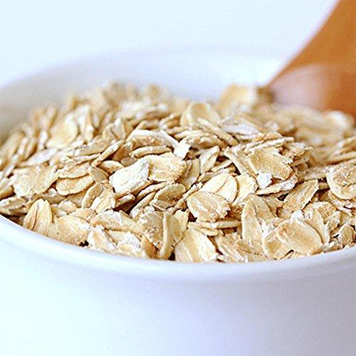 オーガニック オートミール 無添加 オーツ麦 お徳用 1kg 有機栽培