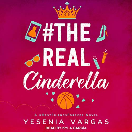 #TheRealCinderella cover art