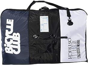 オーストリッチ(OSTRICH)✕バイシクルクラブ(BiCYCLE CLUB)[OS-500]オリジナル輪行バッグ(パーツが見やすい仕切り布)
