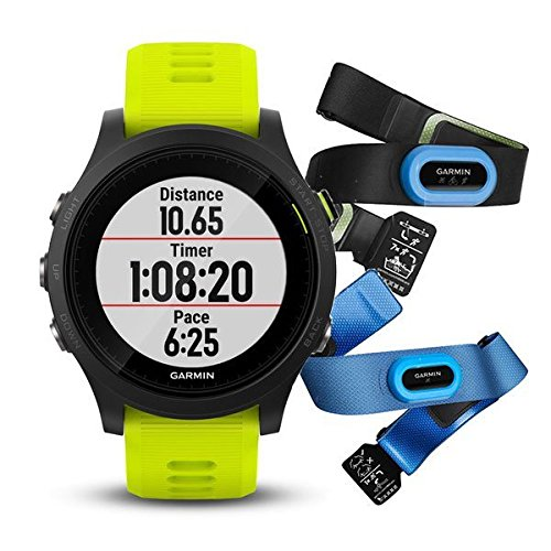 Garmin Forerunner 935 Tri-Bundle Black/Yellow