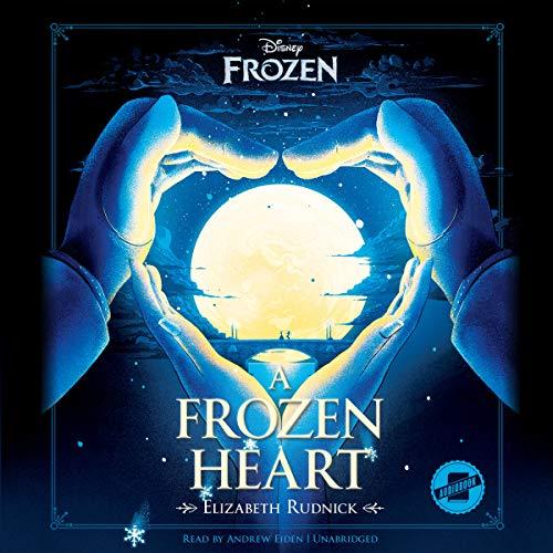 A Frozen Heart audiobook cover art