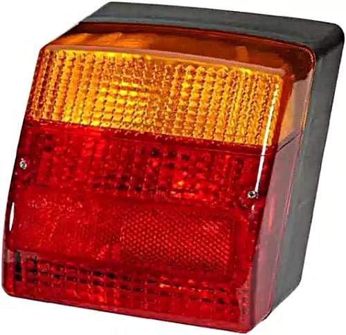 HELLA 2SD 996 030-021 Heckleuchte - Glühlampen-Technologie - rechts