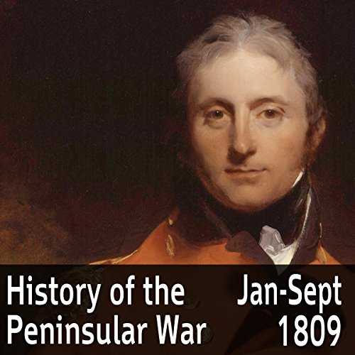 A History of the Peninsular War Volume 2 audiobook cover art