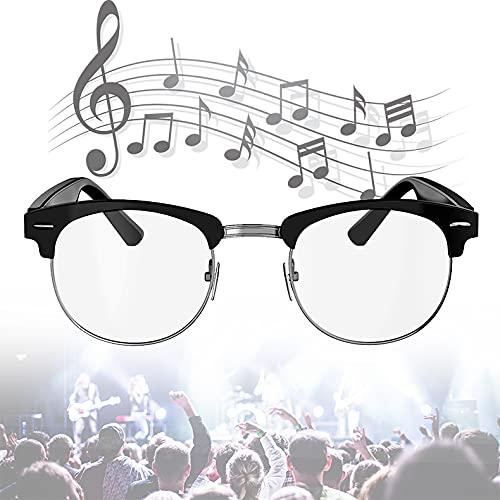 FRIBLSKEL Gafas Sol Audio Inalámbricas,Gafas Auricular Bluetooth con Altavoz Estéreo Y Micrófono,Calidad...