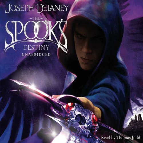The Spook's Destiny Titelbild