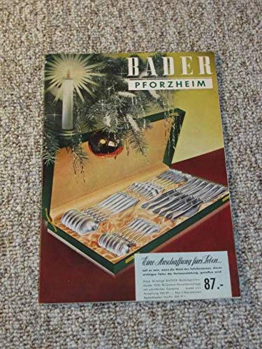Bader Katalog