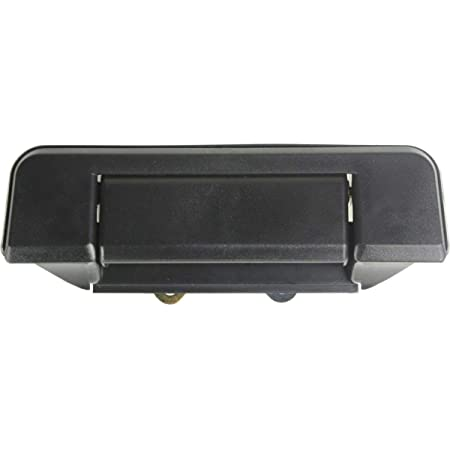 GUIFUG //Fit For TOYOTA Hilux Ute 2//4WD 1988 1989 1990 1991 1992 1993 1994 1995-2015 Rear Tailgate Door Handle Outside Exterior #TY540159B Color : Black