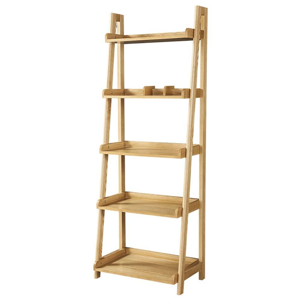 CHENSHJI Capa De Estantería 5 De Múltiples Funciones Puede Estar Dispuesta como Pantalla Escalera De Estantería Estantería Estantería Flotante (Color : Yellow, Size : 163x38x60cm): Amazon.es: Hogar