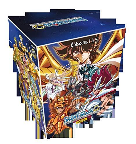 Saint Seiya Omega : Les Nouveaux Chevaliers du Zodiaque-Intégrale Saison 1