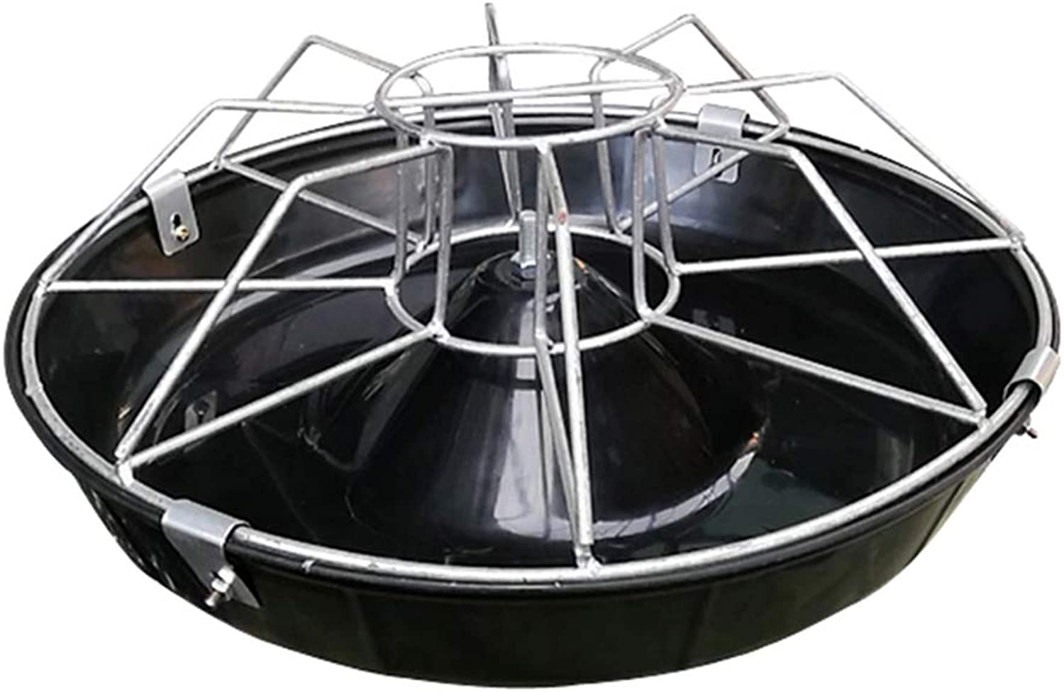 LYY Plastic Piglet Feeding Trough, Eight Columns Are Safe And Do Not Hurt The Pig's Mouth, Can Be Fixed On The Delivery Nursing Bed