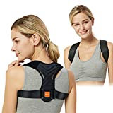 Best Posture Braces - Posture Corrector for Men Women-Adjustable Back Brace Posture Review