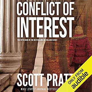 Conflict of Interest audiobook cover art