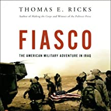 Best fiasco: the american military adventure in iraq Reviews